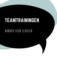 Teamtrainingen voor scholen